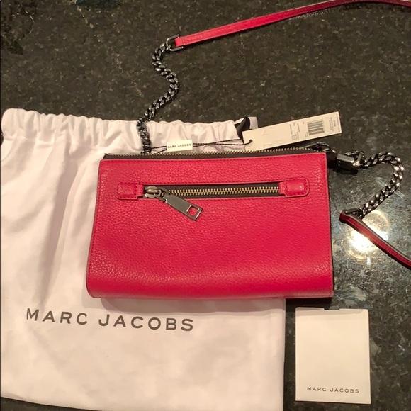 63389f6c7c1f NWT Marc Jacobs Gotham cross body purse